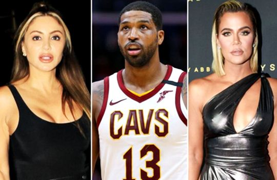 Larsa Pippen confessed to cheating on his wife Scottie Pippen with NBA star Tristan Thompson