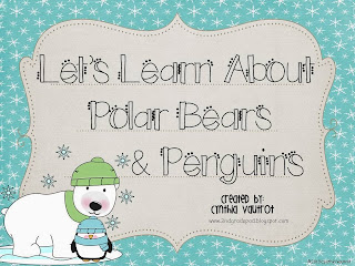 http://www.teacherspayteachers.com/Product/Lets-Learn-About-Polar-Bears-and-Penguins-Common-Core-Aligned-472653