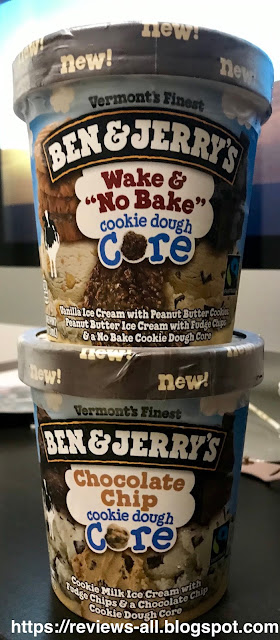 Ben & Jerry's Chocolate Chip Cookie Dough Core