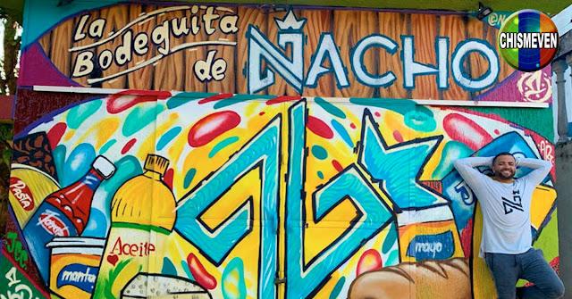 Nacho deja el Reggaetón y monta una bodeguita en Margarita