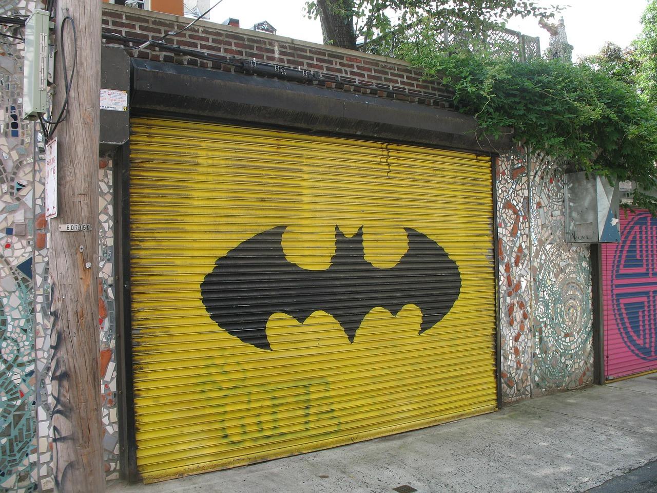 Garage Doors Makeover Ideas