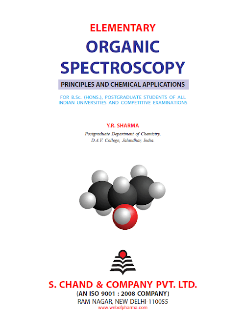 Elementary Organic Spectroscopy Principles And Chemical Applications pdf free download