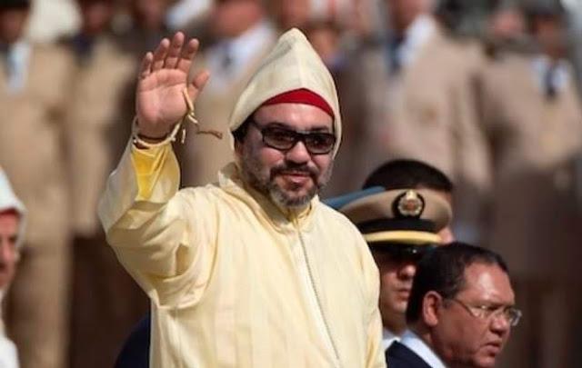 برقية تعاطف من أمير المؤمنين جلالة الملك محمد السادس نصره الله إلى خادم الحرمين الشريفين إثر دخوله المستشفى لإجراء فحوصات طبية