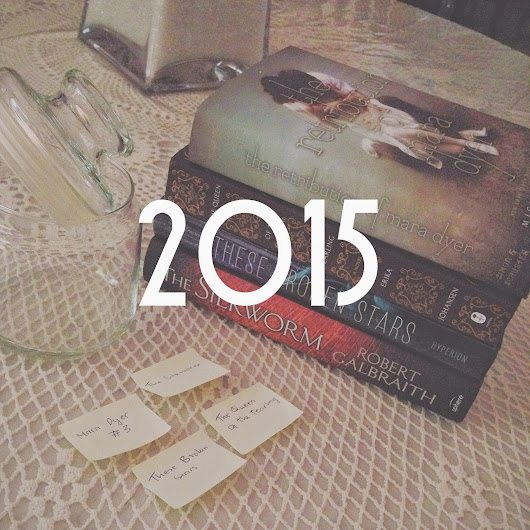 2015 Blog: So how is it gonna be...
