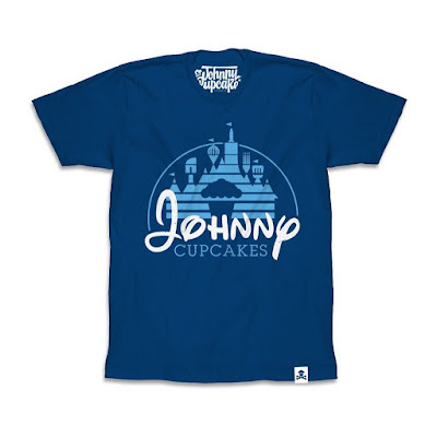 Johnny Cupcakes Designer Con 2018 Exclusive T-Shirt Collection