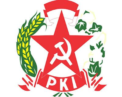 Logo Partai Terlarang Partai Komunis Indonesia