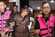 Tersangka Korupsi Jiwasraya Diperiksa Kejagung di Gedung KPK
