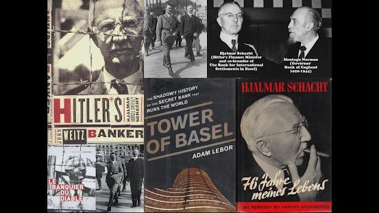 BIS Hjalmar Schacht Islam Nazi money laundering  fascism crime finance