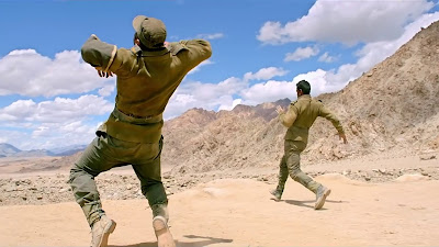 Soldier HD PhotoIn Tubelight