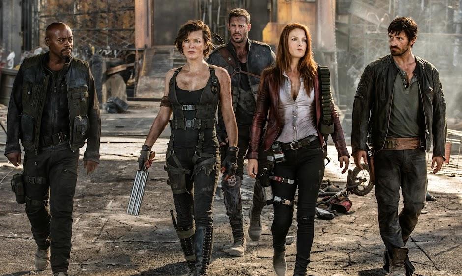 Estreias nos cinemas (26/01): Resident Evil 6, A Bailarina, Beleza Oculta, Até o Último Homem, Quatro Vidas de um Cachorro e mais