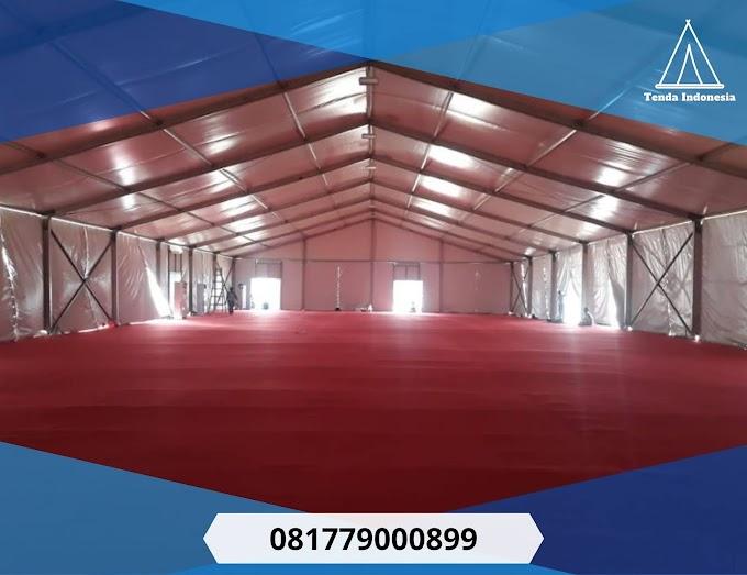 Tenda Vaksinasi Covid-19 | Sewa Tenda Roder Bogor 081779000899