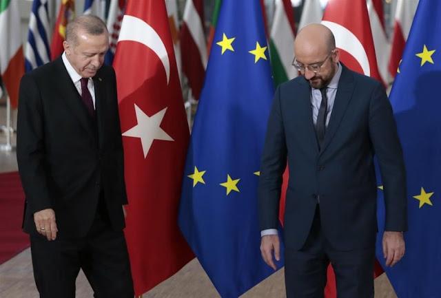 Μεθοδεύουν προειδοποιήσεις χωρίς κυρώσεις στην Τουρκία