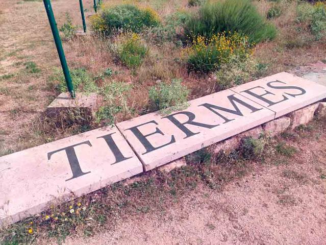 Ruinas de Tiermes Soria