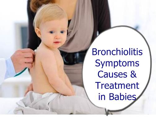 bronchiolitis treatment guidelines