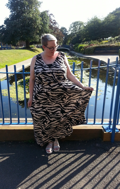 George at ASDA Maxi Dress size 24
