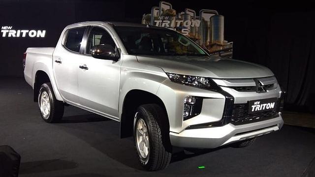 Spesifikasi dan Harga New Triton HDX MT Double cab 4WD