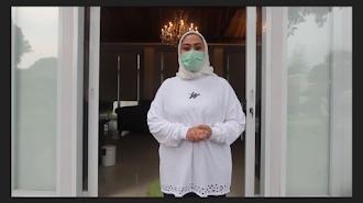 Inilah Ungkapan Hati Paling Dalam dari Bupati Cellica Nurrchadiana Usai Isolasi di RSUD Karawang,Simak Videonya!!!