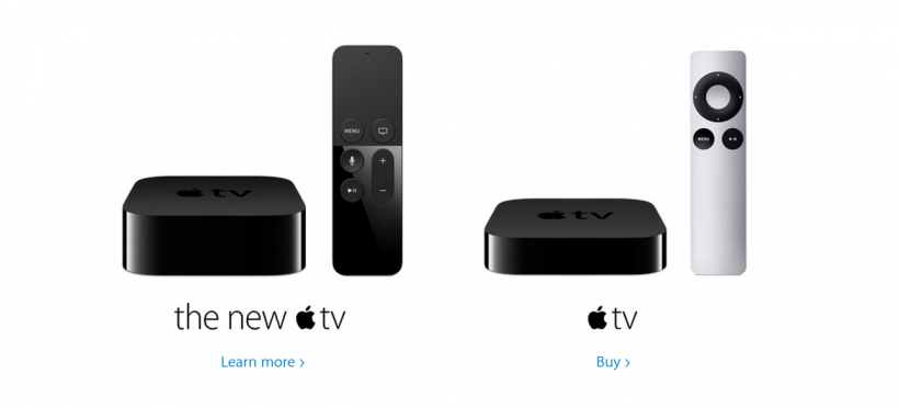 apple tv 4 generation