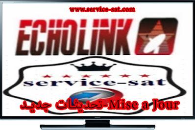 سوفت جديد لجهاز ECHOLINK TORNADO V5 MINI