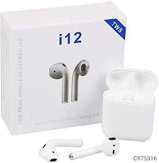 Wireless Bluetooth Earphones With Mic