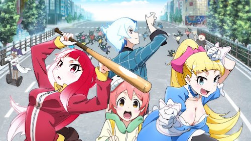 Descargar Akiba's Trip The Animation [02/?] [MEGA]