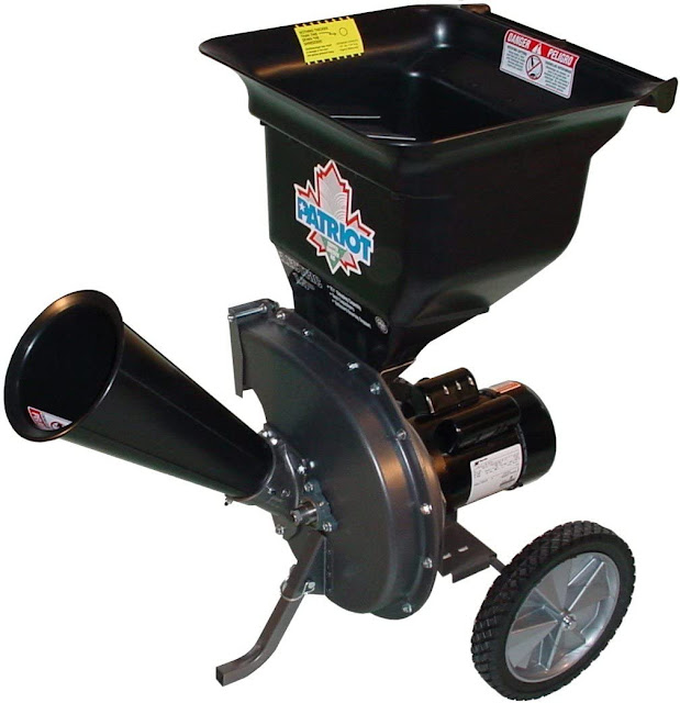 Wen electric Wood Chipper