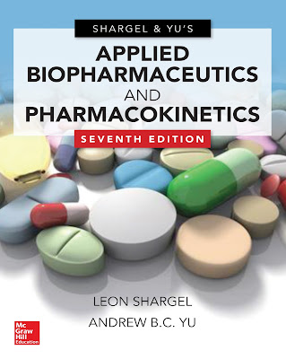 Applied Biopharmaceutics and Pharmacokinetics 7th Edition