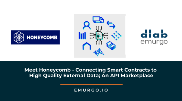 Honeycomb API's provide data to Cardano Blockchain Smart Contracts via Chainlink.