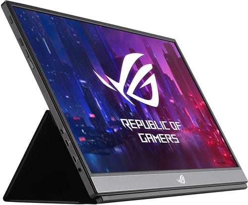 Review ASUS ROG Strix XG17AHP Full HD Portable Monitor
