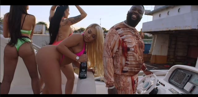 Nobody's Favorite Video By Rick Ross