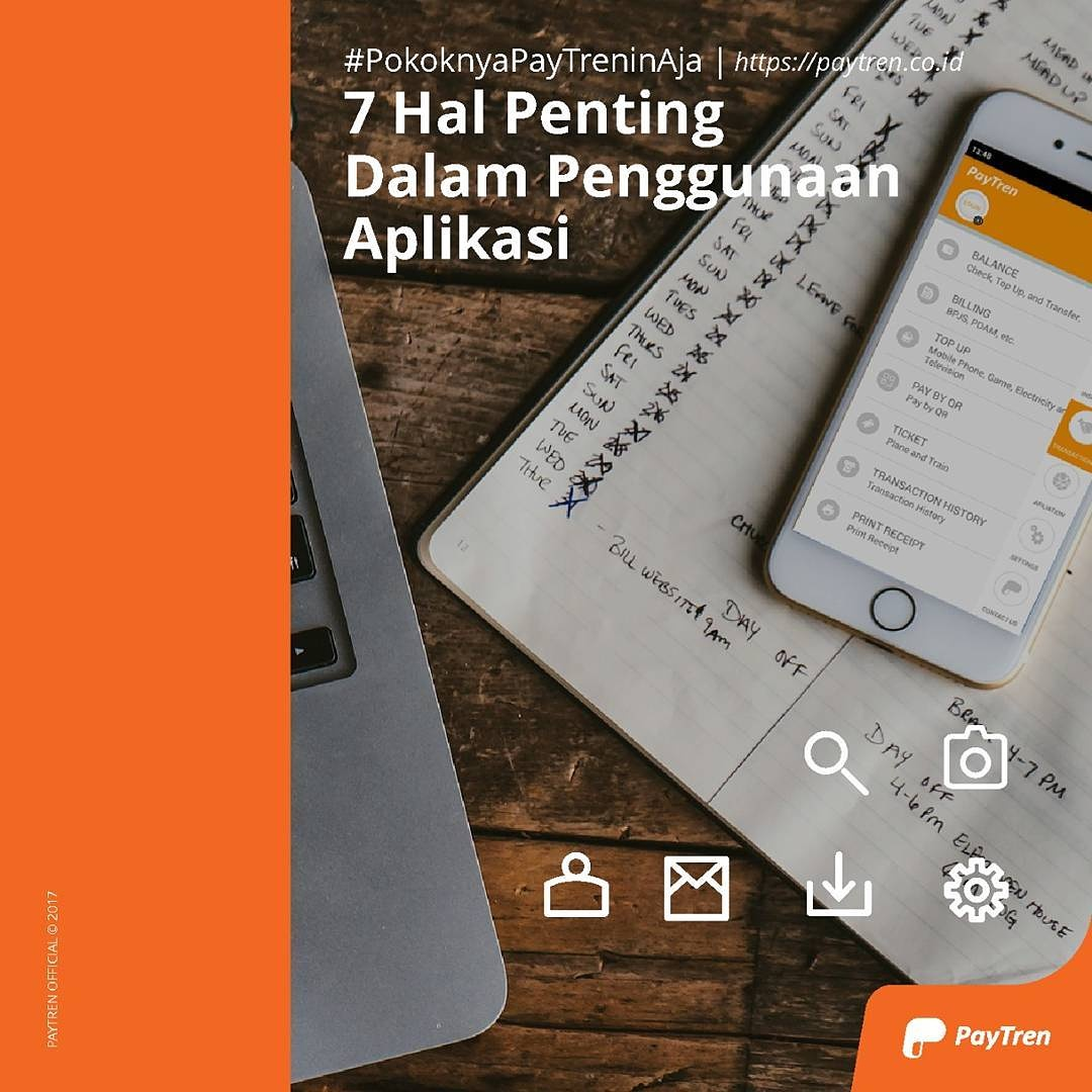 Gabung Paytren Sekarang 7 Hal Penting Dalam Penggunaan Aplikasi Pytren