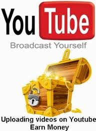 Uploading videos on Youtube and Earn Money