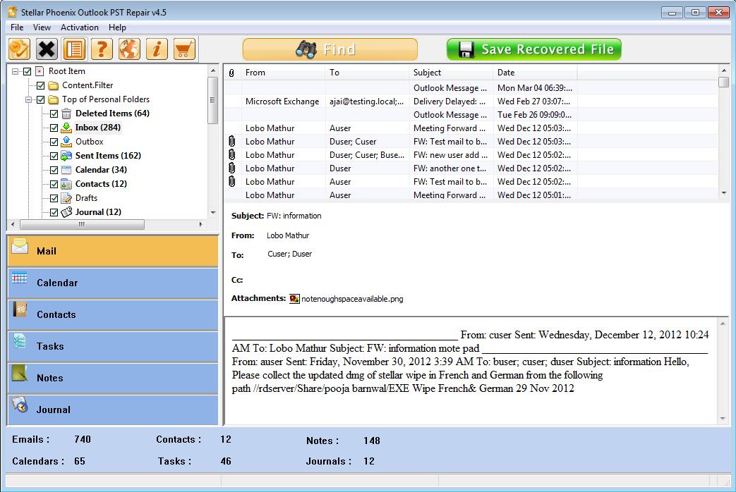 Stellar Outlook Pst Repair Crack - technologydownloads2