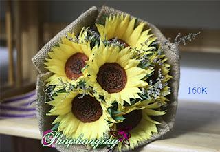 hoa giấy lễ 20-11