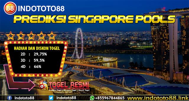 Angka Main Jitu INDOTOTO88 Pasaran SINGAPORE // Tanggal 13