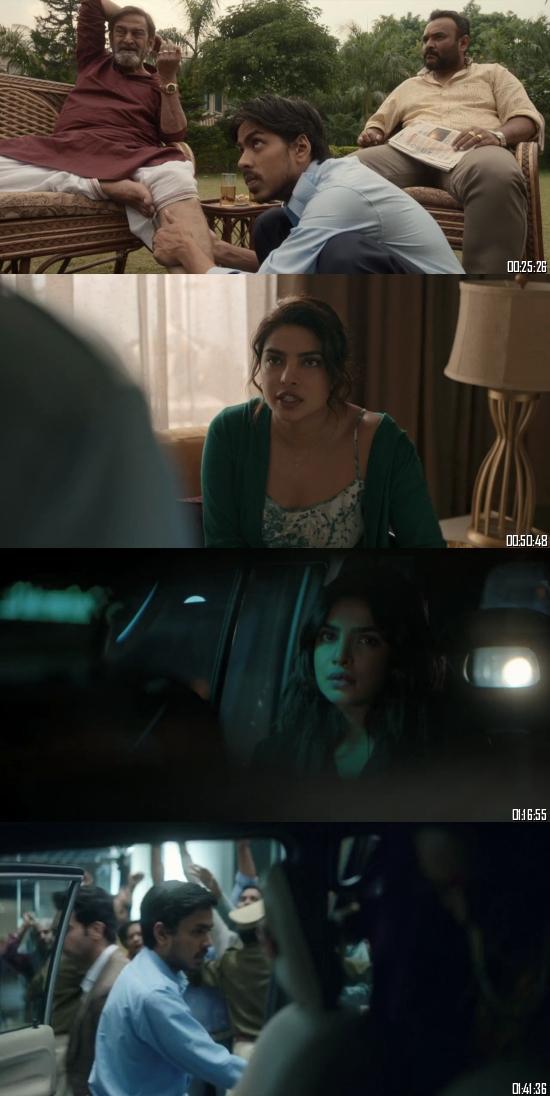 The White Tiger 2021 Hindi 720p 480p WEB-DL x264 Full Movie