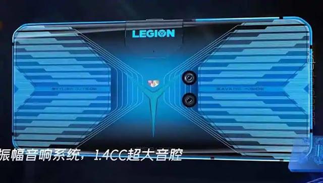 Lenovo Legion Oyuncu Telefonu Özellikleri Sızdırıldı!