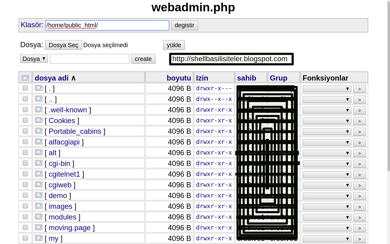 Wso Shell Webroot Shell Priv8 Bypass Shell - İndir/Download