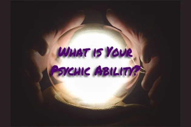 What is Your Psychic Ability?