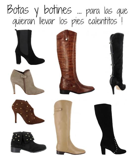 botas botines zapatos otoño menbur