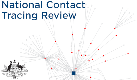 Australia Government – National Contact Tracing Review