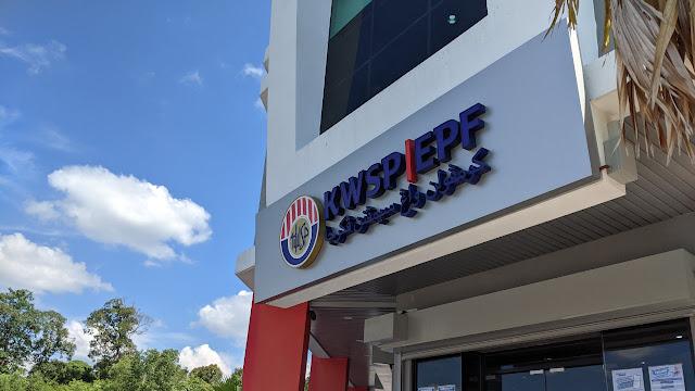 Cara Daftar i-Saraan KWSP Bagi Yang Bekerja Sendiri Untuk Tahun 2021