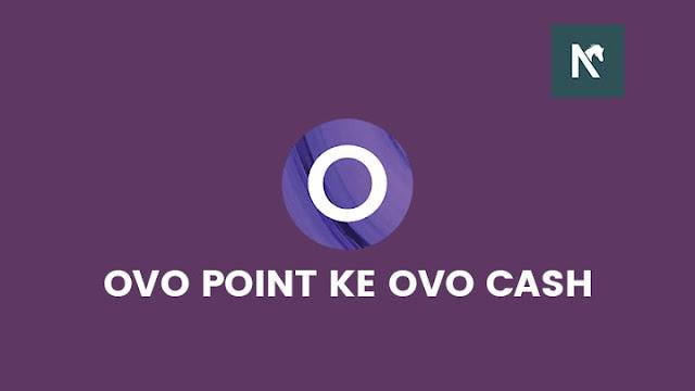 Cara Mengubah OVO Point menjadi OVO Cash