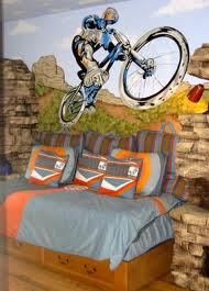 Bedroom Decoration Motocross Bedroom Decor