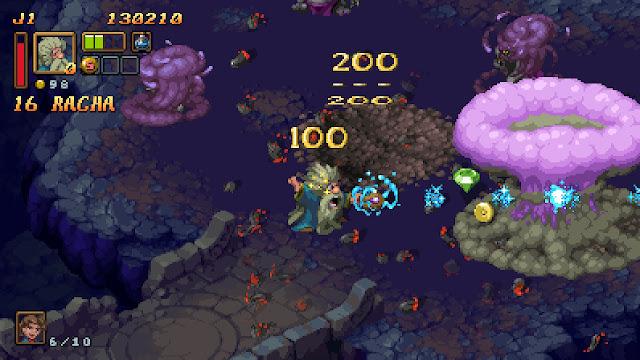 Battle Axe para Switch - Fase 2