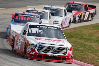#NASCAR Camping World Truck Series at ISM Raceway