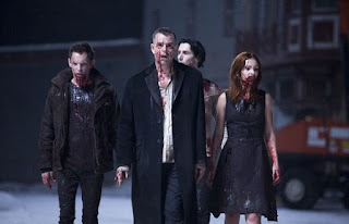 30 Days of night vampires