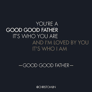 """Chris Tomlin's new video for his hit """"Good Good Father"""", The Story behind the song, and information on a giveaway opportunity."""