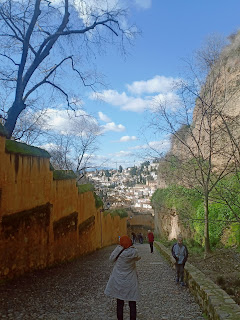 Alhambra to Albaicin