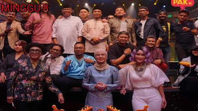 Live Streaming Maharaja Lawak Mega 2019 Minggu 8